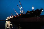 Venezia - Il porto Industriale