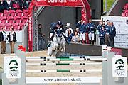 Kevin Staut - Silvana HDC<br /> FEI European Championships 2013<br /> © DigiShots