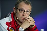 June 7-9, 2013 : Canadian Grand Prix. Stefano Domenicali, Ferrari team principle