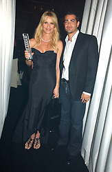JESS METCALF and NICOLETTE SHERIDAN at the 2006 Glamour Women of the Year Awards 2006 held in Berkeley Square Gardens, London W1 on 6th June 2006.<br /><br />NON EXCLUSIVE - WORLD RIGHTS