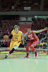 Zach Lofton Illinois State Redbird Basketball Photos