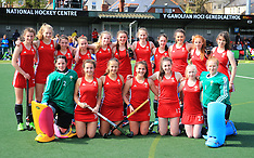 Wales U16 Girls v Scotland U16 Girls Game3