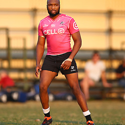 Lukhanyo Am of the Cell C Sharks during the Cell C Sharks training, Jonsson Kings Park Stadium,Durban South Africa.27,06,2018 Photo by (Steve Haag REX Shutterstock )