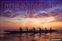 Keauhou Canoe Practice 110831