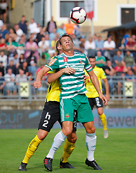 21.07.2019, Sportplatz, Allerheiligen bei Wildon, AUT, OeFB Uniqa Cup, USV Allerheiligen vs SK Rapid Wien, 1. Runde, im Bild Stefan Schwab (SK Rapid Wien) // Stefan Schwab (SK Rapid Wien) during the ÖFB Uniqa Cup, 1st round match between USV Allerheiligen and SK Rapid Wien at the Sportplatz in Allerheiligen bei Wildon, Austria on 2019/07/21. EXPA Pictures © 2019, PhotoCredit: EXPA/ Erwin Scheriau