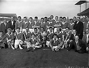 23/10/1960<br /> 10/23/1960<br /> 23 October 1960<br /> Oireachtas Final: London v Carlow at Croke Park, Dublin. <br /> London team.