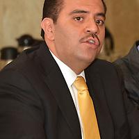 Metepec, Méx.- Jorge Saldívar Guzmán, procurador de Protección al Ambiente del Estado de México (PROPAEM), sostuvo una reunión con integrantes del Consejo de Cámaras y Asociaciones Empresariales del Estado de México (CONCAEM), e invito a los empresarios a participar en los programas de esta dependencia y cuidar en medio ambiente de la entidad. Agencia MVT / José Hernández