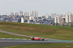 Sebastian Vettel (GER) Ferrari SF16-H.<br /> 11.11.2016. Formula 1 World Championship, Rd 20, Brazilian Grand Prix, Sao Paulo, Brazil, Practice Day.<br /> Copyright: Moy / XPB Images / action press