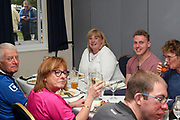 Hospitality during the EFL Sky Bet League 1 match between AFC Wimbledon and Rochdale at the Cherry Red Records Stadium, Kingston, England on 5 October 2019.
