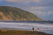 Crescent Beach, Crescent City, Del Norte County, California