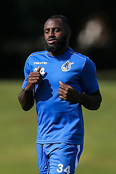 Bristol Rovers Sign Hiram Boateng on loan from Crystal Palace until January 2nd - Rogan Thomson/JMP - 01/09/2016 - FOOTBALL - The Lawns Training Ground - Bristol, England - Bristol Rovers Sign Hiram Boateng.