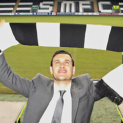 Ian Murray | St Mirren new manager | 22 May 2015