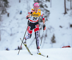 25.11.2017, Nordic Arena, Ruka, FIN, FIS Weltcup Langlauf, Nordic Opening, Kuusamo, im Bild Teresa Stadlober (AUT) // Teresa Stadlober of Austria during the FIS Cross Country World Cup of the Nordic Opening at the Nordic Arena in Ruka, Finland on 2017/11/25. EXPA Pictures © 2017, PhotoCredit: EXPA/ JFK