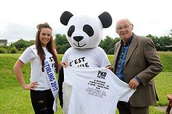 PKD, ROSYTH,22-06-2017<br /> <br /> Louisa Thomson, Ping and Jim Leishman<br /> <br /> (c) David Wardle | Edinburgh Elite media