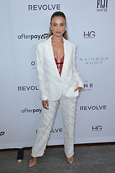September 5, 2019, New York, NY, USA: September 5, 2019  New York City..Rose Bertram attending The Daily Front Row Fashion Media Awards arrivals on September 5, 2019 in New York City. (Credit Image: © Kristin Callahan/Ace Pictures via ZUMA Press)