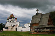 The Kremlin in Suzdal, Russia.