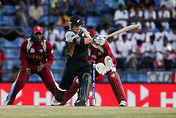 © Licensed to London News Pictures. 01/10/2012. New Zealander Brendon McCullum batting during the T20 Cricket World super 8's match between New Zealand Vs West Indies at the Pallekele International Stadium Cricket Stadium, Pallekele. Photo credit : Asanka Brendon Ratnayake/LNP