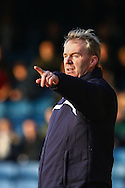 John Sheridan, Manager of Plymouth Argyle, during the Sky Bet League 2 match at Roots Hall, Southend<br /> Picture by David Horn/Focus Images Ltd +44 7545 970036<br /> 10/01/2015