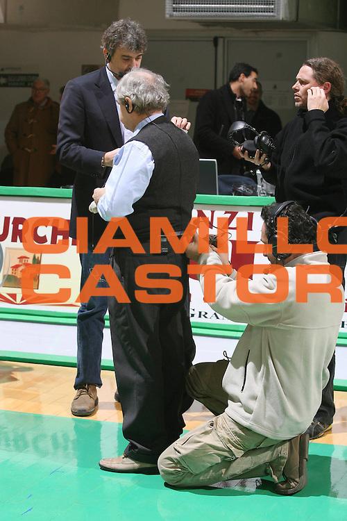DESCRIZIONE : Siena Eurolega 2007-08 Montepaschi Siena Cska Mosca<br />GIOCATORE :  Casalini<br />SQUADRA : Sky<br />EVENTO : Eurolega 2007-2008 <br />GARA : Montepaschi Siena Cska Mosca<br />DATA : 19/12/2007 <br />CATEGORIA : Before<br />SPORT : Pallacanestro <br />AUTORE : Agenzia Ciamillo-Castoria/G.Ciamillo