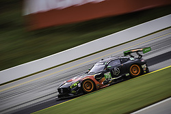 October 7, 2017 - Petit Le Mans, USA - 75 SUNERERGY1 RACING (USA) MERCEDES AMG GT3 GTD DION VON MOLTKE (USA) TRISTAN VAUTIER (FRA) KENNY HABUL  (Credit Image: © Panoramic via ZUMA Press)