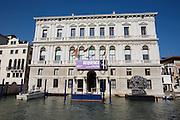 "Palazzo Grassi. Exhibition ""Sequence""."