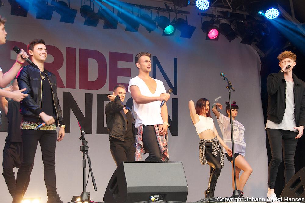 Pride in London 2014
