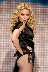 August 14, 2018 - EUM20180814ESP09.JPG.CIUDAD DE MÉXICO MusicMúsica-Madonna.- A punto de cumplir 60 años (el próximo 16 de agosto), la cantante Madonna se mantiene firme como la única reina del pop. Cantautora, escritora, modelo, diseñadora, productora, directora y actriz, Madonna Louise Veronica Ciccone, es el ícono pop que no ha dejado de brillar entre los gustos de personas de diferentes generaciones. Pese a tener una vida llena de escándalos, la intérprete de ''Like a virgin'' llega a sus seis décadas de vida en la cima de su reinado. Foto: Archivo Agencia EL UNIVERSALEVZ  (Credit Image: © El Universal via ZUMA Wire)