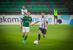77# Savic Stefan of NK Olimpija during the match of 7. Round of Slovenian National first league between NK Olimpija Ljubljana and NK Mura on 24.8.2019 in Stadion Stozice, Ljubljana, Slovenia. Photo by Urban Meglič / Sportida