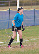 Goshen, New York  - Goshen High School plays Washingtonville in a varsity girls' soccer game  on Oct. 7, 2014.