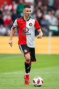 Feyenoord player Steven Berghuis during the Dutch football Eredivisie match between Feyenoord and Excelsior at De Kuip Stadium in Rotterdam, on August 19th, 2018 - Photo Dennis Wielders / Pro Shots / ProSportsImages / DPPI
