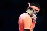 28.10.2016;  Basel; Tennis - Swiss Indoors 2016; Juan Martin Del Potro (ARG)<br /> (Steffen Schmidt/freshfocus)