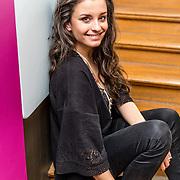 NLD/Amsterdam/20170202 -  Presentatoren Jules Unlimited, Eva Koreman