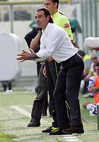 Firenze 01/10/2006<br /> Campionato Italiano Serie A 2006/07<br /> Fiorentina-Catania 3-0<br /> L'allenatore della Fiorentina Cesare Prandelli<br /> Foto Luca Pagliaricci Inside<br /> www.insidefoto.com