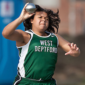2011 West Deptford Relays