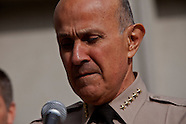 LA County Sheriff Baca Resigns