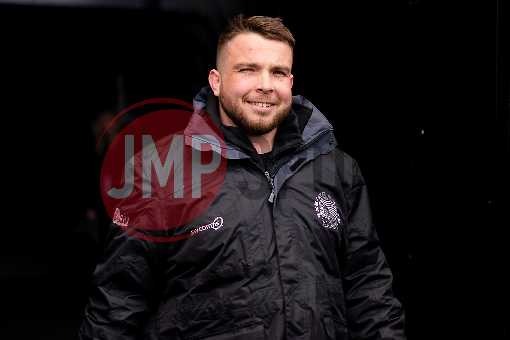 Ting Tong - Mandatory by-line: Ryan Hiscott/JMP - 14/04/2019 - RUGBY - Sandy Park - Exeter, England - Exeter Chiefs v Wasps - Gallagher Premiership Rugby