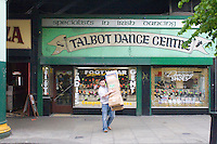 Talbot Dance Centre, Dublin Ireland. Shop specialising in Irish Dancing shoes.