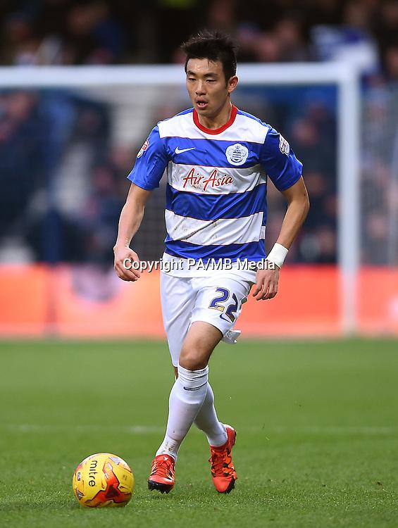 Queens Park Rangers' Yun Suk-young