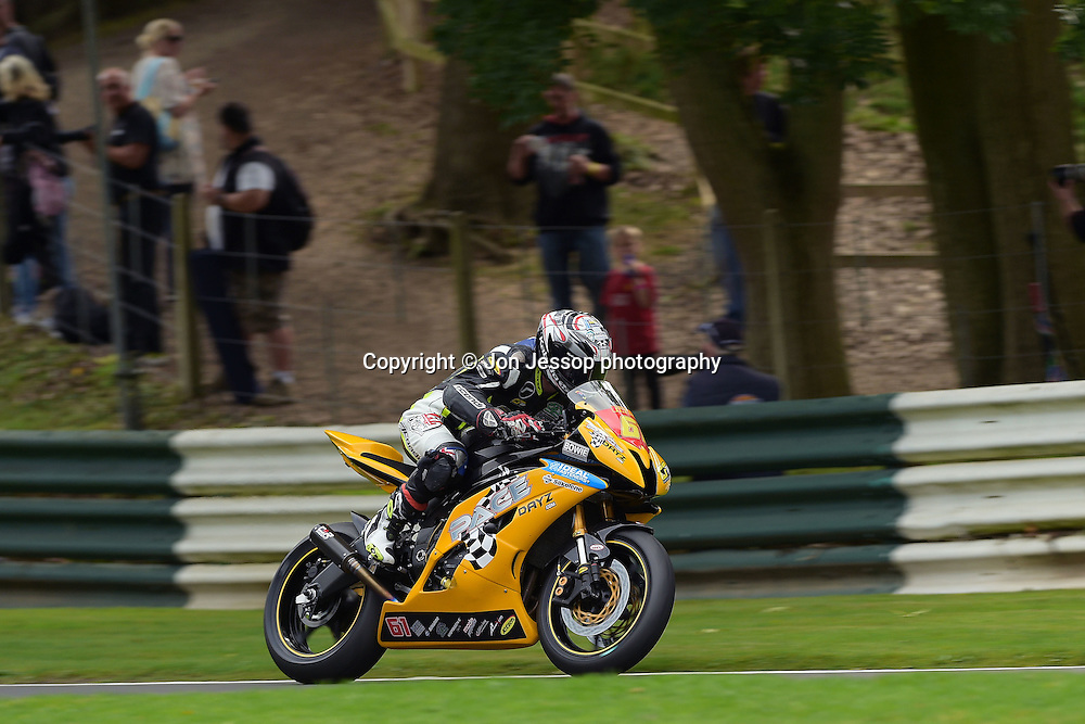 #61 Ben Currie Pacedayz Trackdays Yamaha Pirelli National Superstock 600