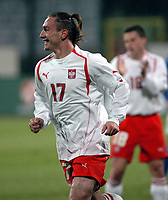 26/03/2005 WARSAW POLAND<br />