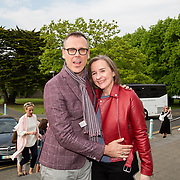 11.05. 2017.                                                 <br /> Over 20 leading Irish and international fashion media and influencers converged on Limerick for 24 hours on, Thursday, 11th May for a showcase of Limerick's fashion industry, culminating with Limerick School of Art & Design, LIT, presenting the LSAD 360° Fashion Show, sponsored by AIB.<br /> Pictured at the event were, . Picture: Alan Place
