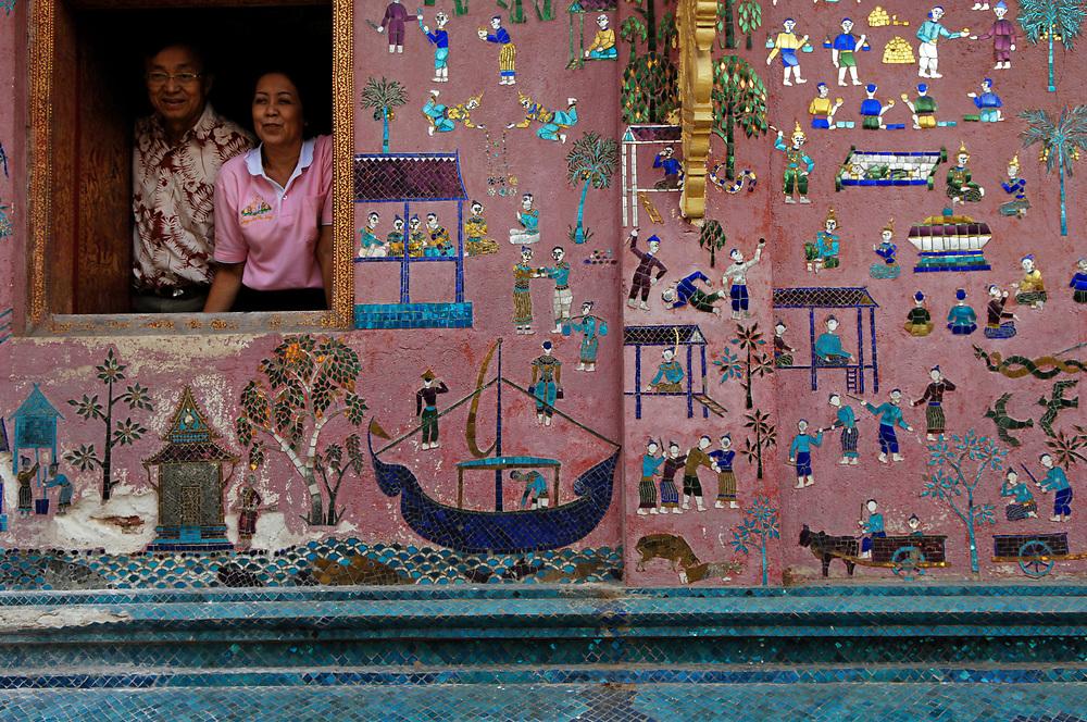 Luang Prabang - the exquisite Wat Xieng Thong