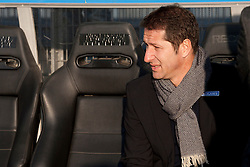 27.11.2011, UPC Arena, Graz, AUT, 1. FBL, SK Puntigamer Sturm Graz vs FC Trenkwalder Admira, im Bild Franco Foda (SK Sturm Graz, Headcoach), EXPA Pictures © 2011, PhotoCredit: EXPA/ Erwin Scheriau