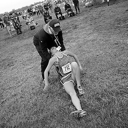 The Idaho State Cross Country Championship were held at Eagle Island State Park. Saturday November 1, 2014