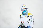 DAVOS, SCHWEIZ - 2016-12-09: Calle Halfvarsson under tr&auml;ning inf&ouml;r Viessmann FIS Cross Country World Cup den 9 december, 2016 i Davos, Schweiz. Foto: Nils Petter Nilsson/Ombrello<br /> ***BETALBILD***