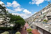 Housing Estates and  Apartment Blocks