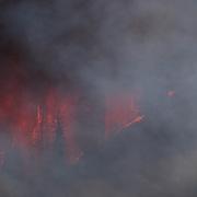 Monument Fire, Beaverhead-Deerlodge National Forests, Montana