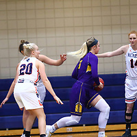 Women's Basketball: Macalester College Scots vs. University of Northwestern-Saint Paul Eagles