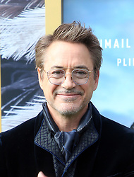 January 11, 2020, Los Angeles, California, United States: Los Angeles premiere of Universal Pictures' 'Dolittle' held at the Regency Village Theatre..Featuring: Robert Downey Jr..Where: Los Angeles, California, United States.When: 11 Jan 2020.Credit: Faye's VisionCover Images (Credit Image: © COVER Images via ZUMA Press)