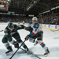 012315 Everett Silvertips at Kelowna Rockets
